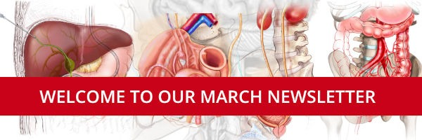 Welcome to our March Newsletter